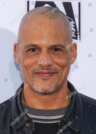 """Actor David Labrava arrives at the season 6 premiere screening of """"Sons of Anarchy"""" at the Dolby Theatre on in Los Angeles"""