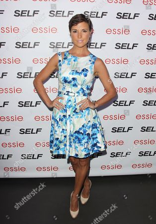 Diem Brown is seen at the Self Rock the Summer, on Tuesday, July, 16, 2013 in New York