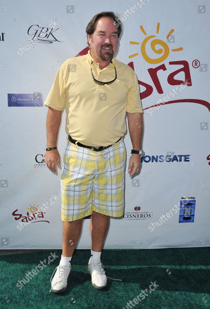 Richard Karn arrives at the Seventh Annual George Lopez Celebrity Golf Classic at Lakeside Golf Club, in Toluca Lake, Calif