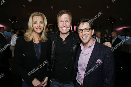 Lisa Kudrow, Don Roos and Dan Bucatinsky seen at the Showtime 2013 TCA Party, on Monday, July, 29, 2013 in Beverly Hills, Calif