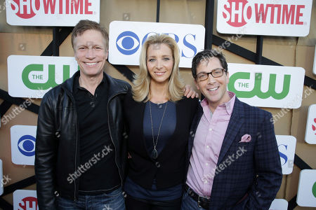 Don Roos, Lisa Kudrow and Dan Bucatinsky seen at the Showtime 2013 TCA Party, on Monday, July, 29, 2013 in Beverly Hills, Calif
