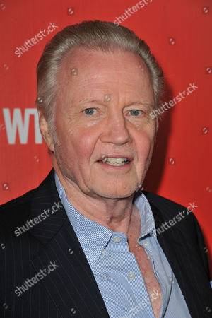 Stock Photo of John Voight arrives at the Showtime Primetime Emmy's Eve Party at the Sunset Tower on in Los Angeles