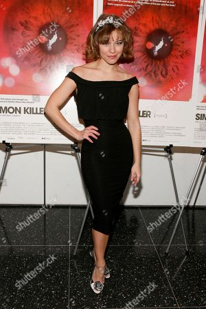Editorial photo of Simon Killer Premiere NY, New York, USA - 2 Apr 2013