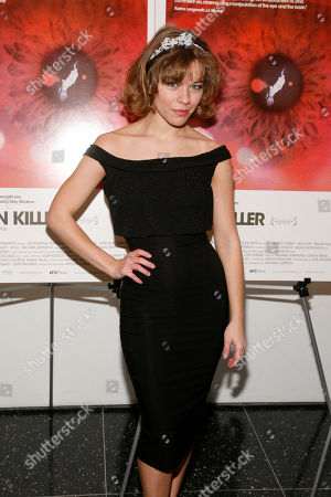 "Actress Savannah Wise attends the premiere of ""Simon Killer"", at the Museum of Modern Art in New York"