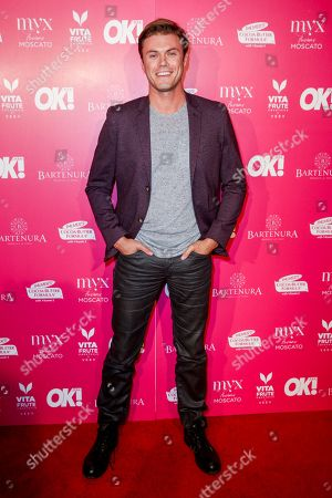 Blake Cooper Griffin arrives at the So Sexy LA Event at SKYBAR at the Mondrian, in Los Angeles