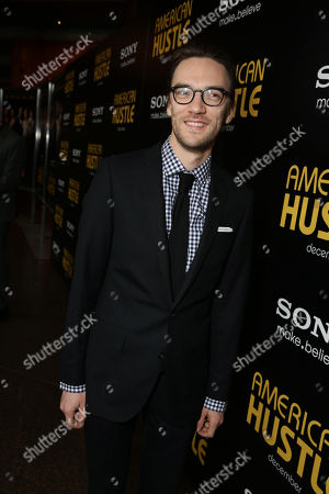 Editorial photo of Special Screening of Columbia Pictures and Annapurna Pictures of American Hustle, Los Angeles, USA - 3 Dec 2013
