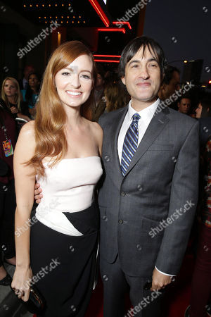 Ahna O'Reilly and Director Joshua Michael Stern seen at the Special Los Angeles Screening of Open Road and Five Star Feature Films 'JOBS', on Tuesday, August, 13, 2013 in Los Angeles