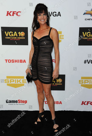 Jennifer Hale arrives at Spike's 10th Annual Video Game Awards at Sony Studios, in Culver City, Calif