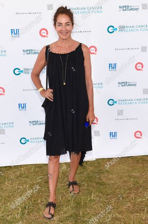 Kelly Klein attends the 18th Annual Super Saturday fundraiser to benefit the Ovarian Cancer Research Fund at Nova's Ark Project in Water Mill, in New York