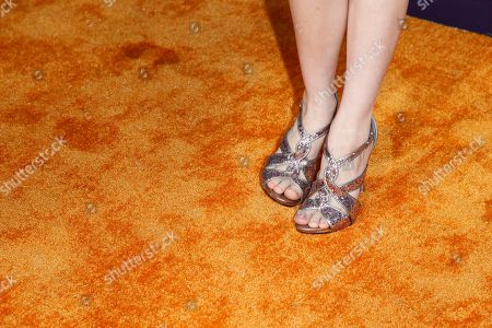 Actress Victory Van Tuyl arrives at the TeenNick HALO Awards at the Hollywood Palladium, in Los Angeles