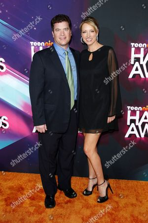Editorial picture of TeenNick HALO Awards, Los Angeles, USA - 17 Nov 2012