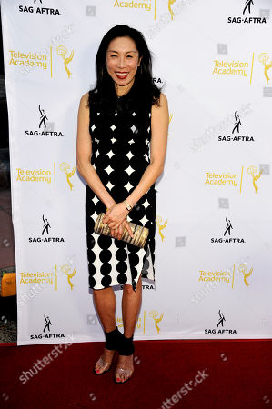 Jodi Long seen at the Television Academy's 66th Emmy Awards Dynamic and Diverse Nominee Reception at the Television Academy, in the NoHo Arts District in Los Angeles
