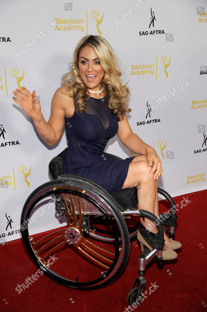 Tiphany Adams seen at the Television Academy's 66th Emmy Awards Dynamic and Diverse Nominee Reception at the Television Academy, in the NoHo Arts District in Los Angeles