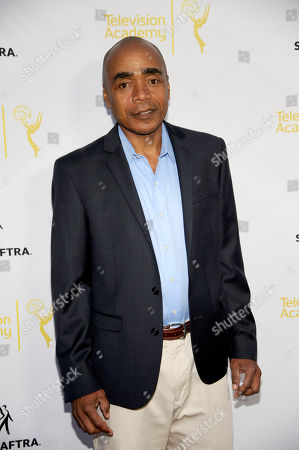 Tom Wright seen at the Television Academy's 66th Emmy Awards Dynamic and Diverse Nominee Reception at the Television Academy, in the NoHo Arts District in Los Angeles