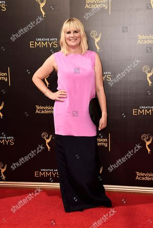 Editorial image of Television Academy's 2016 Creative Arts Emmy Awards - Arrivals - Night One, Los Angeles, USA - 10 Sep 2016