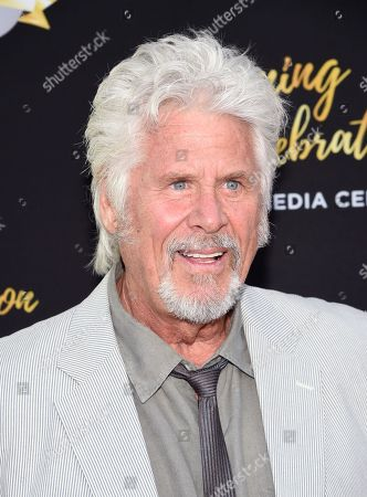 Barry Bostwick arrives at the Television Academy's 70th Anniversary Gala and Opening Celebration for its new Saban Media Center, in the NoHo Arts District in Los Angeles
