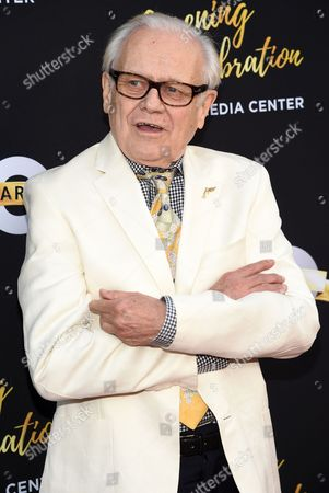Ken Kercheval arrives at the Television Academy's 70th Anniversary Gala and Opening Celebration for its new Saban Media Center, in the NoHo Arts District in Los Angeles