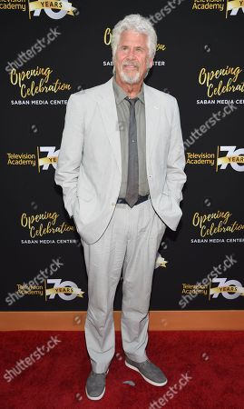 Barry Bostwick arrives at the Television Academyâ?™s 70th Anniversary Gala and Opening Celebration for its new Saban Media Center, in the NoHo Arts District in Los Angeles