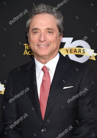 Rick Rosen, Television Academy Hall of Fame Chair, arrives at the Television Academyâ?™s 70th Anniversary Gala and Opening Celebration for its new Saban Media Center, in the NoHo Arts District in Los Angeles