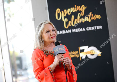 Charlene Tilton attends the Television Academyâ?™s 70th Anniversary Gala and Opening Celebration for its new Saban Media Center, in the NoHo Arts District in Los Angeles