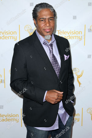 "Ali LeRoi arrives at the Television Academy's premiere screening of the documentary ""Showrunners: The Art Of Running A Show"" at the Leonard H. Goldenson Theater on in the NoHo Arts District in Los Angeles"