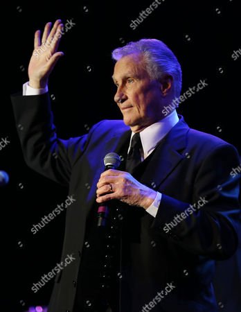Bill Medley, of The Righteous Brothers, performs at The Society of Singers' 21st ELLA Awards on in Beverly Hills, Calif. The event honored Mike Love, lead singer and co-founder of The Beach Boys, producer Nigel Lythgoe, and backup singers The Waters Family