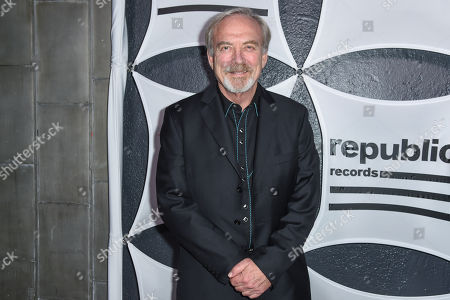 James Keach arrives at Republic Records & Big Machine Label Group Private Celebration After Party at The Warwick, in Los Angeles