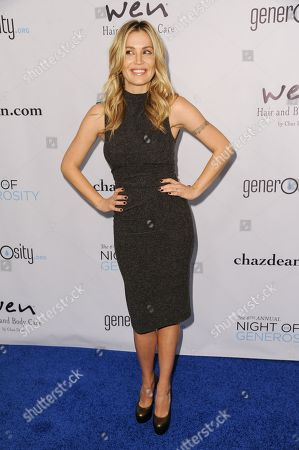 Willa Ford arrives at The 6th Annual Night Of Generosity Benefit, in Beverly Hills, Calif