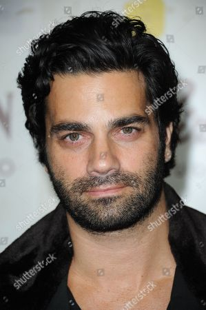 Michael Masini arrives at The Art of Elysiumâ?™s 5th Annual Genesis at Siren Cube on in Los Angeles