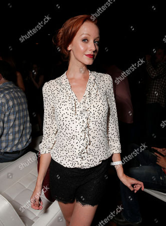 """Actor Lindy Booth at """"The BATES MOTEL Party"""" presented by A&E and the Hollywood Reporter at 2013 Comic-Con International on in San Diego"""