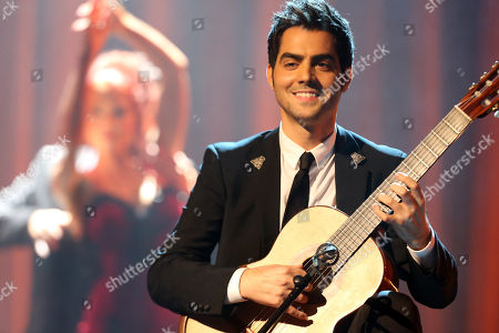 Editorial image of The Classical BRIT Awards 2012, London, United Kingdom - 2 Oct 2012