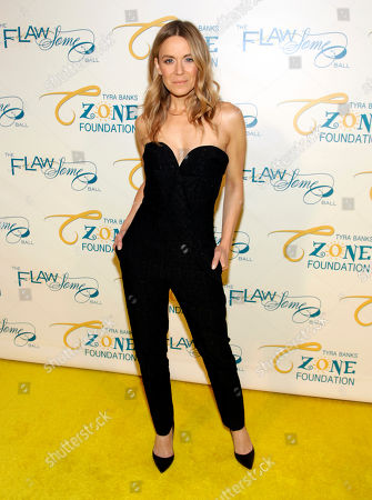 Stock Photo of Recording artist Veronic DiCaire attends the Flawsome Ball, in New York