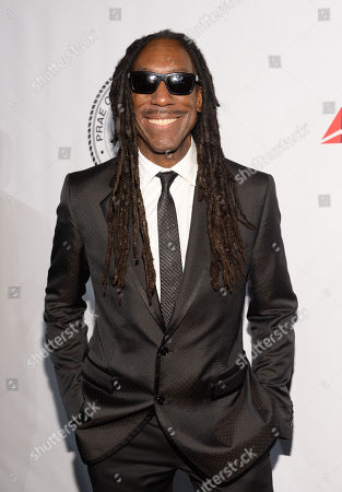 Boyd Tinsley attends The Friars Foundation Gala honoring Robert De Niro and Carlos Slim at The Waldorf-Astoria Hotel, in New York