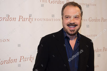 Ed Zwick arrives at The Gordon Parks Foundation Awards Dinner and Auction at Cipriani's Wall Street, in New York