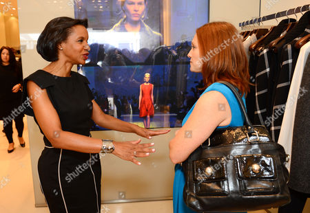 Editorial photo of The Hollywood Reporter And MaxMara Host The Power Of Style Lunch, Beverly Hills, USA - 15 Oct 2014