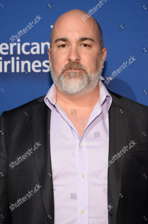 Writer Jonathan Herman arrives at The Hollywood Reporter's Academy Awards Nominees Night at Spago, in Beverly Hills, Calif