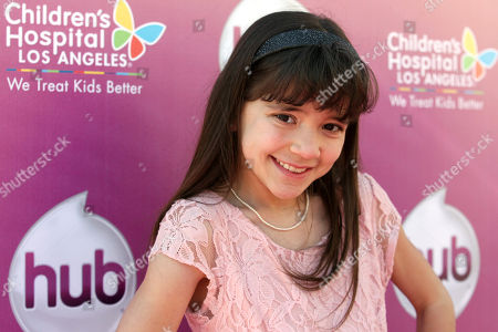 """Chloe Noelle attends the The Hub TV Network's """"My Little Pony Friendship is Magic"""" Coronation Concert at the Brentwood Theatre, in Los Angeles in support of Children's Hospital LA"""