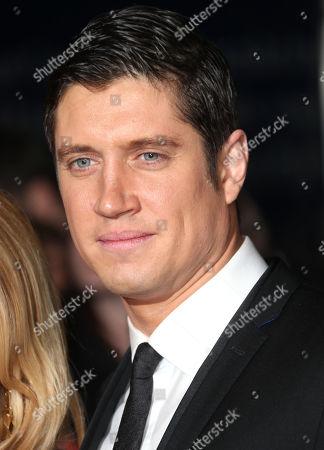 Vernon Kaye at the National Television Awards, held at the O2 Arena, London, on