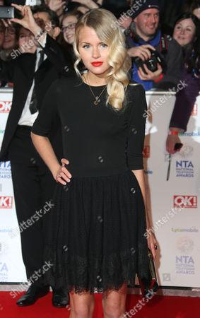 Editorial image of The National Television Awards 2014, London, United Kingdom - 22 Jan 2014