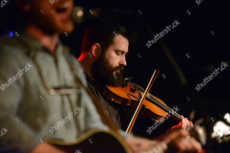Stock Image of Jon Gaunt perform as part of The Revival Tour, at The Loft, in Atlanta