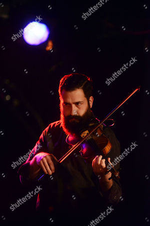 Jon Gaunt perform as part of The Revival Tour, at The Loft, in Atlanta