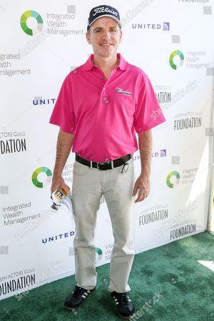 Greg Fitzsimmons arrives at The Screen Actors Guild Foundation 6th Annual Los Angeles Golf Classic, in Burbank, Calif