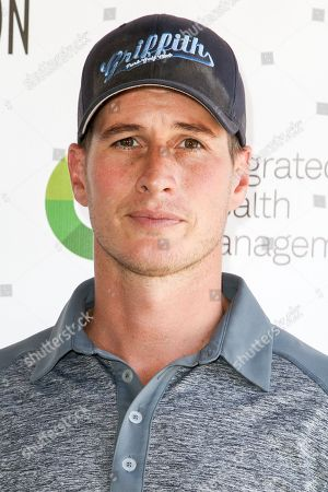 Brendan Fehr arrives at The Screen Actors Guild Foundation 6th Annual Los Angeles Golf Classic, in Burbank, Calif