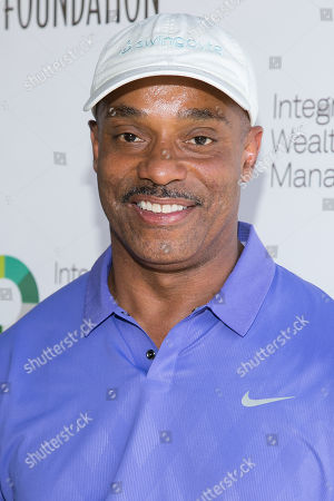 Rocky Carroll attends at The Screen Actors Guild Foundation's 6th Annual Los Angeles Golf Classic, in Burbank, Calif