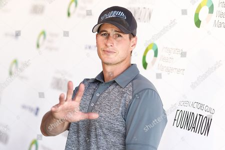 Brendan Fehr attends at The Screen Actors Guild Foundation's 6th Annual Los Angeles Golf Classic, in Burbank, Calif