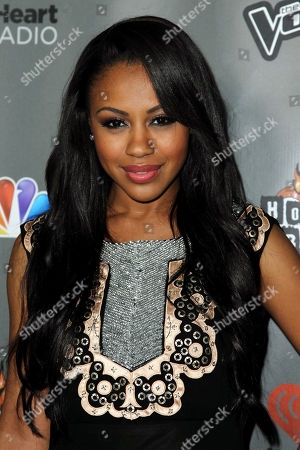 Editorial picture of The Voice Season 4 Red Carpet Event, Los Angeles, USA - 8 May 2013