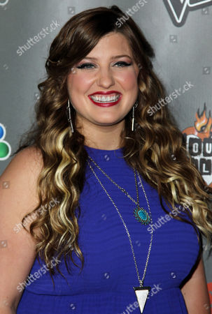 Editorial photo of The Voice Season 4 Red Carpet Event, Los Angeles, USA - 8 May 2013