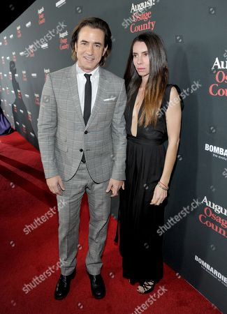 Editorial image of The Weinstein Company Presents the LA Premiere of August: Osage County in Partnership with Bombardier - Red Carpet, Los Angeles, USA - 16 Dec 2013