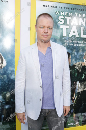 Editorial photo of The World Premiere of Tri Star Pictures' 'When The Game Stands Tall', Los Angeles, USA - 4 Aug 2014