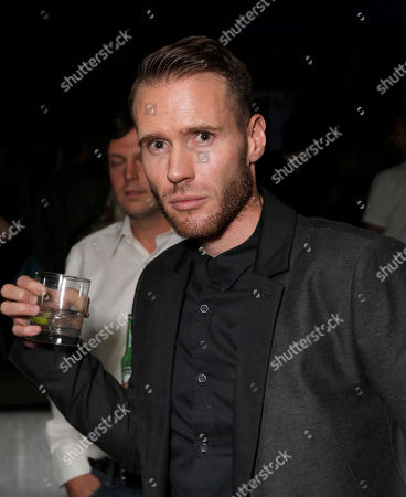 Oliver Trevena attends Treats! Magazine 7th Issue Launch Party Honoring Cover Star Dylan Penn hosted by DSTLD Jeans and Shnaap, on in Beverly Hills, Calif